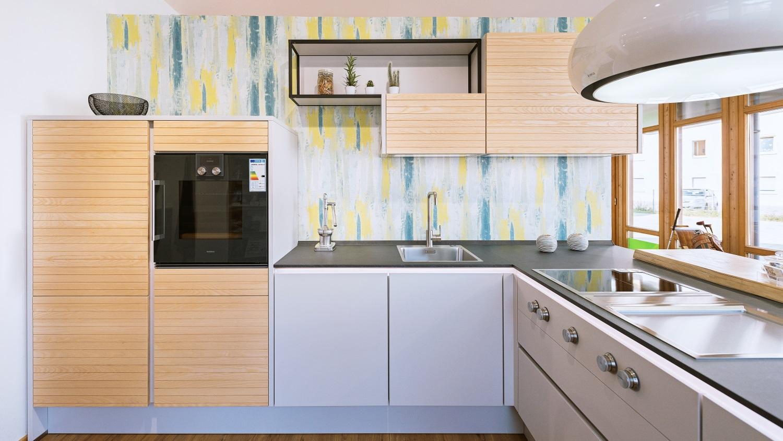 Küchenarbeitsplatte: Welches Material?