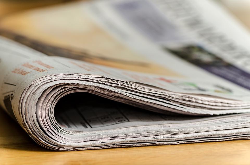 Zeitungsartikel zur Küchenstudio-Neueröffnung in Schwabach