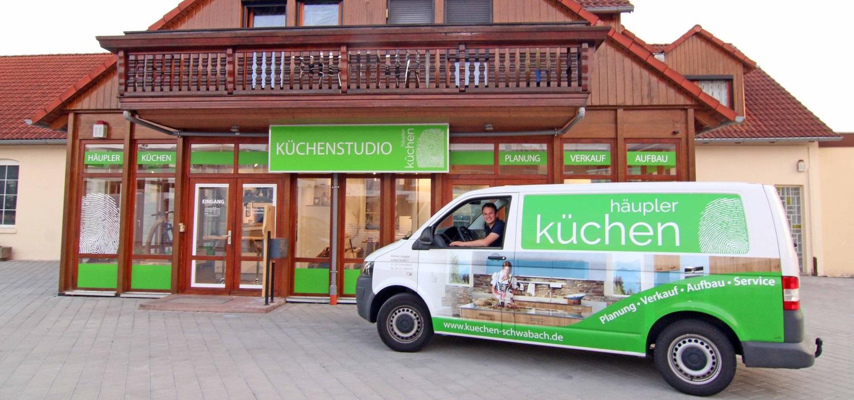 Küchenstudio Häupler Außenansicht