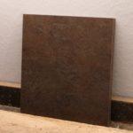Küchenarbeitsplatte in Bronze