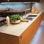 Küchentrend: Lamellenfront