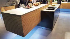 Küchentrends mit Holz