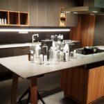 Küchentrend: schwarz