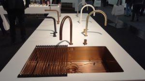 Küchentrends: Bronze, Kupfer und Gold