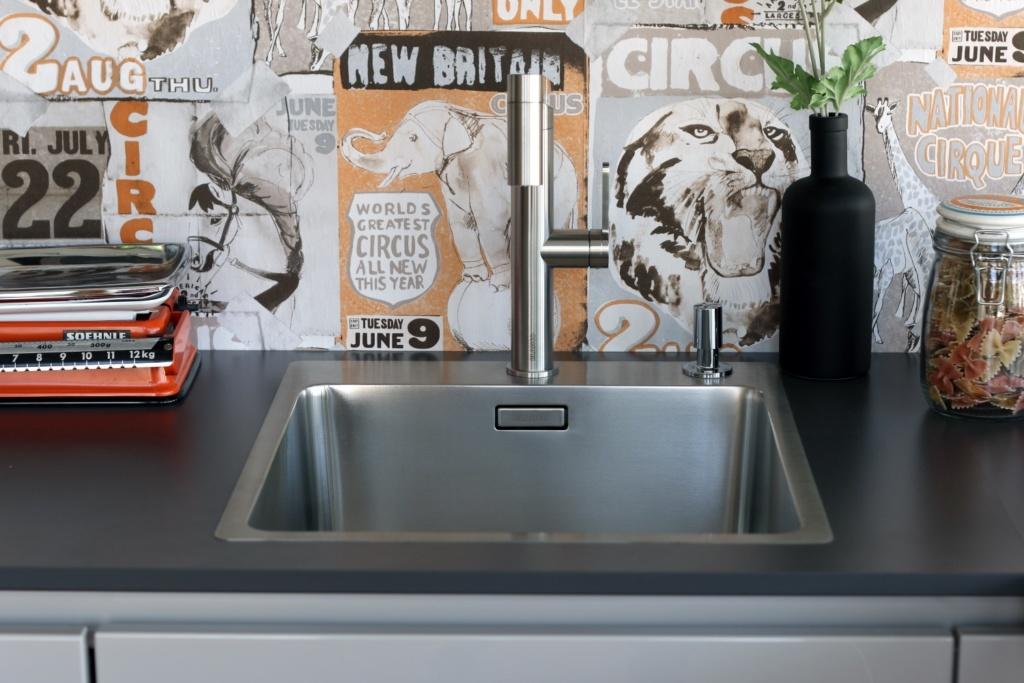 Welches Material für die Küchenspüle? - Ihr Küchenstudio in Schwabach