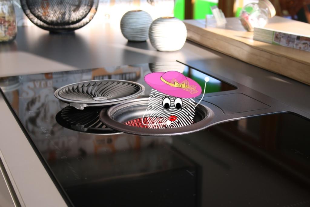 Kochfeldabzug: Wie gut ist der integrierte Dunstabzug wirklich?