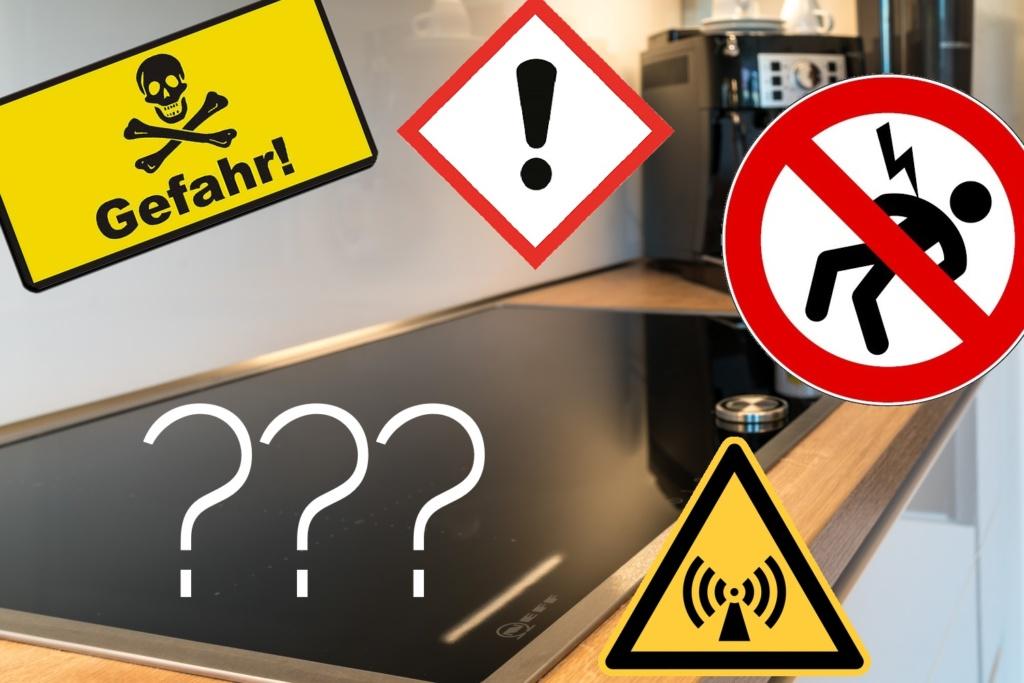 Magnetische Strahlung: Ist ein Induktionsherd gefährlich?