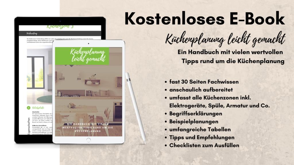 E-Book Küchenplanung