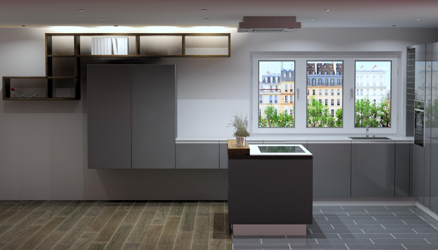 Küche selber planen